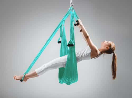 UpCircleSeven Aerial Yoga Swing Set